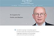 Link zur Internetseite des Journalisten Dr. Jürgen Wermser, Osnabrück